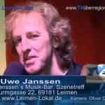Leimen: Eröffnung von Janssen's Musik-Bar