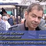 Oberhausen-Rheinhausen: Traditionelle Maibaum-Aufstellung des BDS