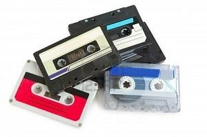 Audiokassette überspielen