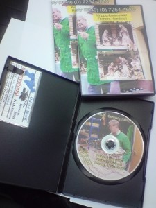 Video → DVD DVD erstellen DVD bestellen bei TVüberregional