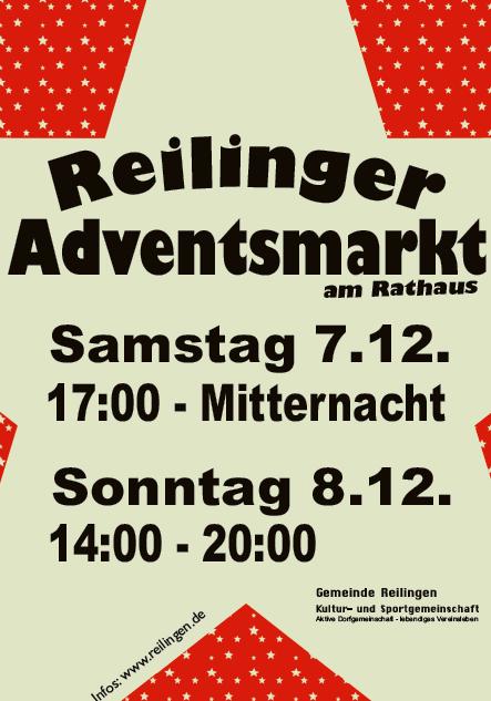 Reilinger Advent 2013