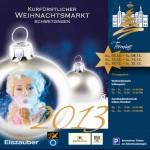 3. Kurfürstlicher Weihnachtsmarkt Schwetzingen