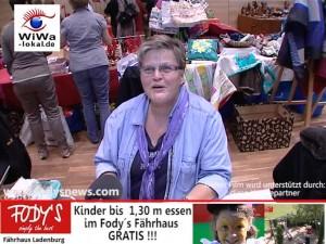 Kunst und Handwerkermarkt in Walldorf. WiWa Lokal und TVÜberregional - Lokal fernsehen - LIVE dabei.