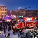 Hilf Santa: Mach anderen eine Freude – auf der Coca-Cola Weihnachtstour 2013 in Schwetzingen am 22.12.2013
