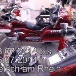 Ketsch Grosses Open Air Goldwing Treffen