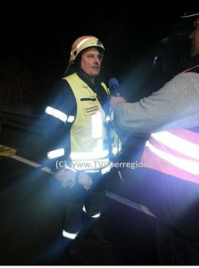 Schwerer Unfall auf der L 723 mit 3 Schwerverletzten