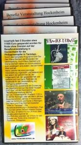 Videokassetten auf DVD überspielen - Videobänder retten - Audiokassetten auf CD überspielen - Schallplatten auf CD überspielen TVüberregional - onlinefernsehen - lokalreporter