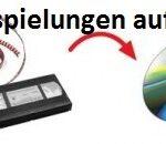 Videokassetten überspielen, Videokassetten digitalisieren