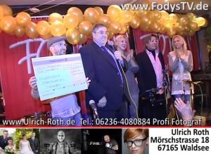 6500 Euro Spende durch Fodys Fährhaus Ladenburg an Kinderhospiz Sterntaler