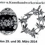 Oster und Kunsthandwerkermarkt Reilingen
