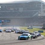 Deutschland-Premiere der neuen DTM-Boliden bei Hockenheim-Test