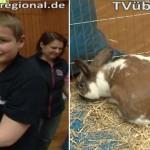 Ostermarkt Reilingen 2014 – Hella Müller interviewt große Ostermesse in den Fritz Mannherz Hallen