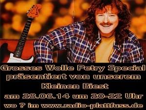 Wolfgang Perty Radio Plattfuss