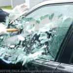 Gleich zwei Mal schlugen Autoaufbrecher zu