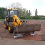 Kleinspielfeld bei der Schiller-Schule erhält neuen Oberflächenbelag