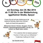 Narrenolympiade in Speyer – Am Sonntag Spiel ohne Grenzen