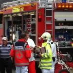 Hockenheim Kellerbrand untere Hauptstrasse