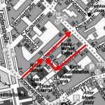 Geänderte  Verkehrsführung in Schwetzingen