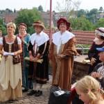 Impressionen vom 4. Burgweg-Fest In Horrenberg – TVüberregional war dabei