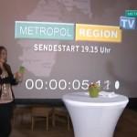 Startschuss für den neuen regionalen TV-Sender METROPOLREGION TV
