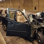 VERSTORBEN 75 jaehriger Autofahrer nach Verkehrsunfall auf B 535 in Klinik