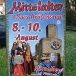Mittelalterfest Burg Gräfenstein