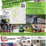 Rennen in Nussloch Badische Meisterschaften bis 70 km/h schnellen Bobbycar