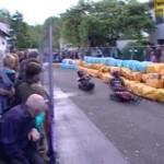 Bobby Car Rennen Nussloch ZWEITER Tag