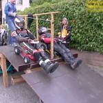 Bobby Car Rennen in Nussloch erster Bericht