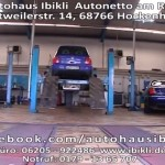 Autonetto am Ring Autohaus Ibikli Hockenheim