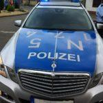 Sachbeschädigung auf Großbaustelle, Schaden 50.000 Euro Zeugenaufruf