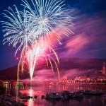 Feuerwerk und große Show – Heidelberger Schlossbeleuchtung