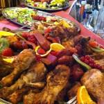 Frühstück und Mittag – grösste Auswahl – am Sonntag – Restaurant Fodys Ladenburg