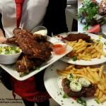 Tagesessen und Buffet Gaststätte Fodys Fährhaus in Ladenburg