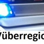 Altlussheim Frontalzusammenstoss zwischen zwei Fahrzeugen –  1 Person getötet