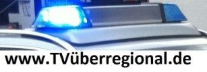 Verfolgungsjagd in Schönau, Neckarsteinach. Polizei sucht Zeugen.