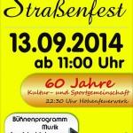 Reilinger Strassenfest 2014