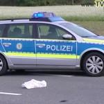 BAB 6 / Gem. Dielheim; Fahrtrichtung Mannheim / Verkehrsunfall mit drei beteiligten PKW / Fünf Personen verletzt