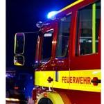 Nußloch- Hausarbeiten lösen Brand aus