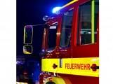 Aktuell Zimmerbrand in Nußloch