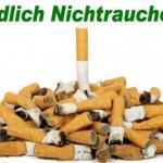 Ab heute Nichtraucher! – Sie schaffen das auch !