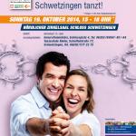 Generationenbüro und Tanzschule Kiefer laden zum 2. 'Tanz im Schloss' am 19. Oktober