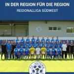 FC Walldorf empfängt heute  SV Elversberg ab 14 Uhr