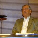 Lesung mit Herbert Feuerstein am 12. November