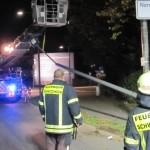 Einsatzintensive Woche für die Feuerwehr Schwetzingen