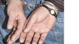 34-Jähriger zieht bei Auseinandersetzung Messer