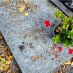 Buntmetall auf dem Friedhof entwendet – Hinweise erbeten