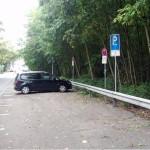 Wiesloch – die Parkplätze der Parkstraße müssen gesperrt werden