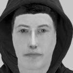 Nach Überfall auf Spielhalle in Karlsruher – Kriminalpolizei sucht mit Phantombild nach Täter