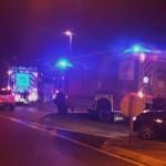 Feuerwehr berichtet über Sturmschäden – umgestürzter Bauzaun